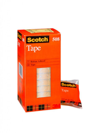 Lepljiva traka Scotch 508, 19mm, u celofanu 1/1
