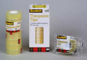 Lepljiva traka Scotch Transparent 550, 19mm, 1/1