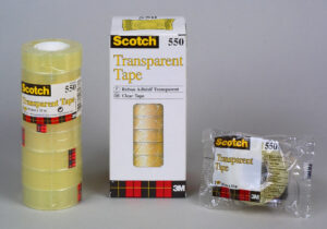 Lepljiva traka Scotch Transparent 550, 19mm, 1/1 u celofanu