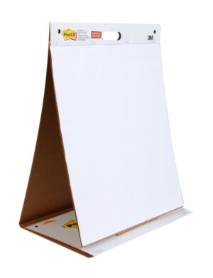 Samolepljivi stoni flipchart, 20l, , Post-it 563