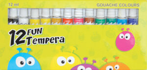 Tempere Fun 12 ml  1/12