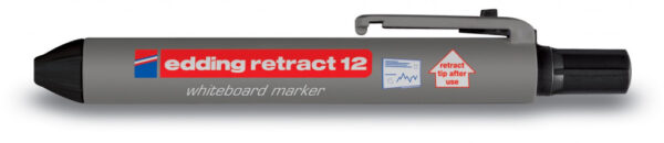 Marker za belu tablu E-12 Retract 1,5-3mm